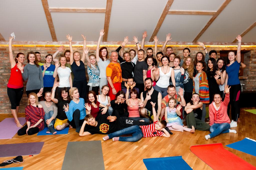 Йогадвор йога в Краснодаре