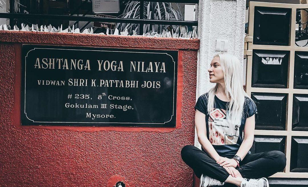 Аштанга йога в Краснодаре. Анстасия Фетисова, студия Йогадвор.